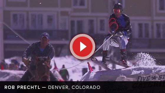 Disco Skijorers Video