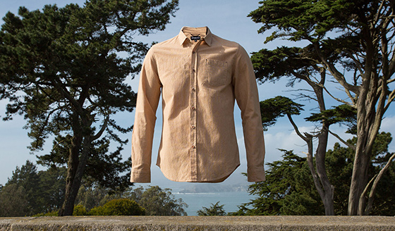 Pismo Button-Up