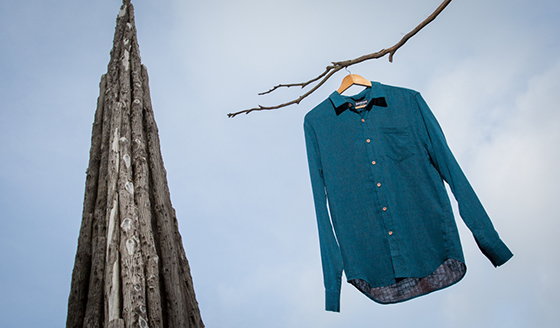 Pacifica Button-Up