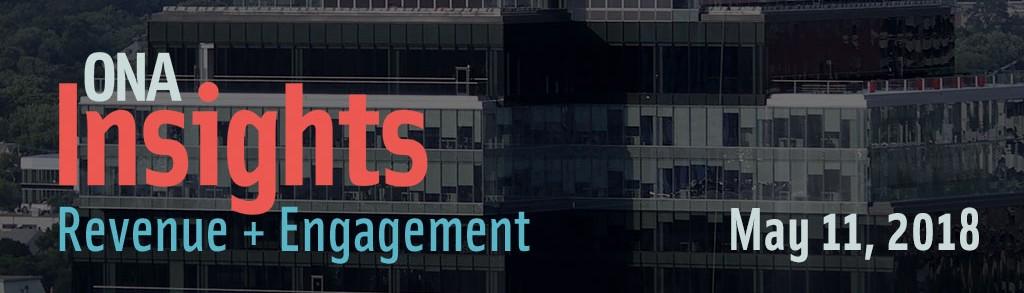 Register now for Insights: Revenue + Engagement