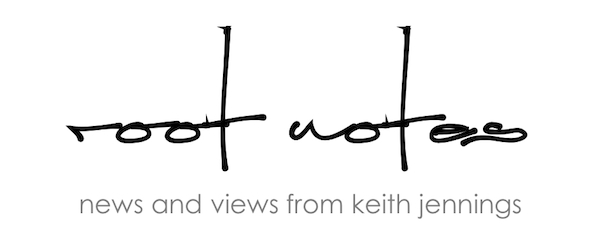 Welcome to Keith's Root Notes