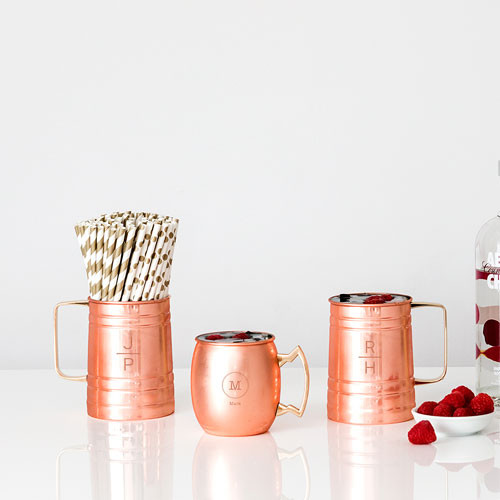 Moscow Mules Drink Cups