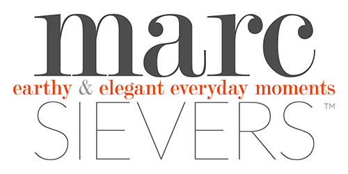 Marc J. Sievers - earthy & elegant everyday moments