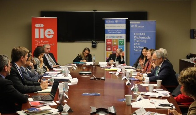 UNITAR Partners with Leading Public Universities to Promote SDGs in Curriculum and Research