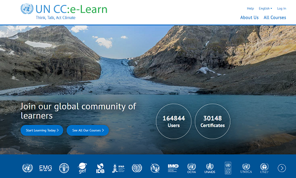 UN CC:e-Learn Platform