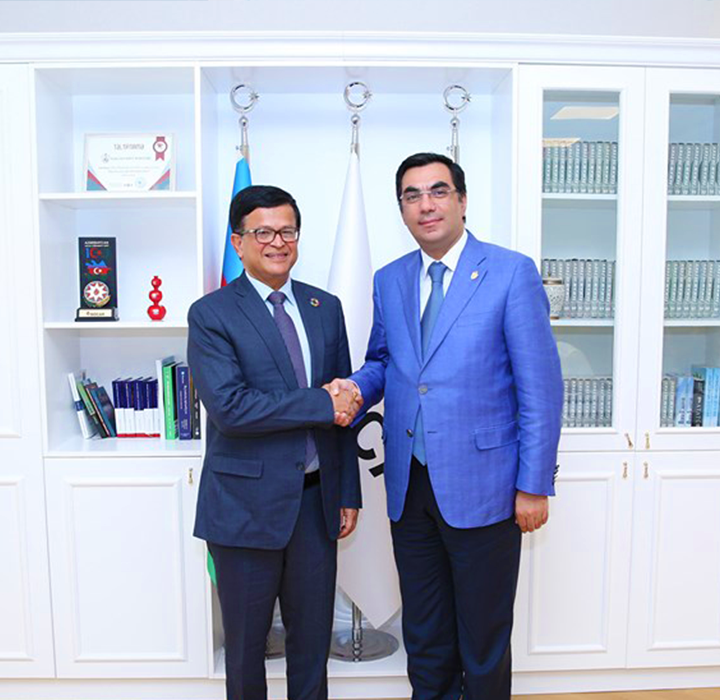 UNITAR EXPANDS COOPERATION BAKU HIGHER OIL SCHOOL