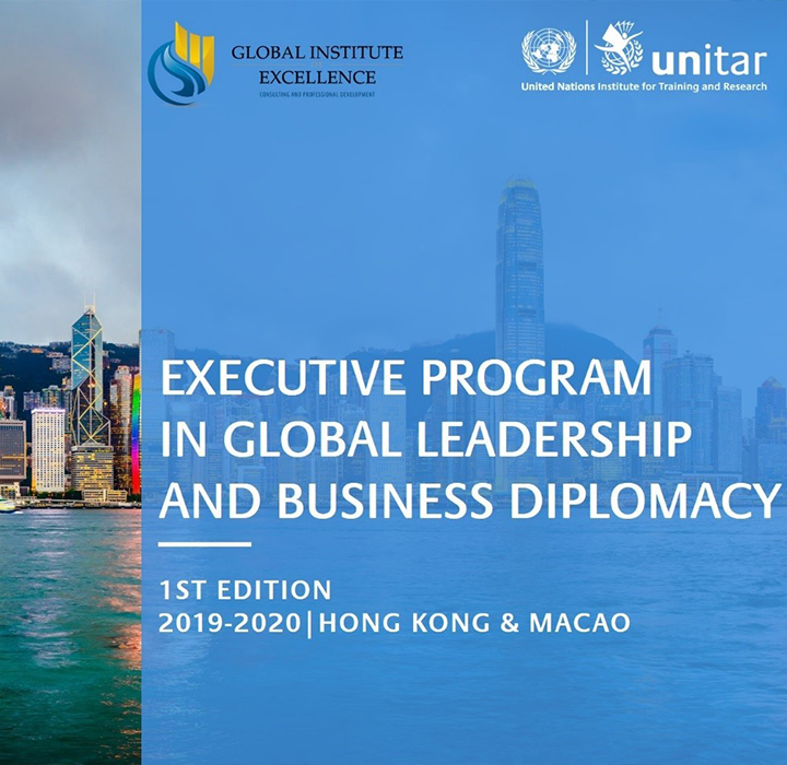 UNITAR UNVEILS THE 1ST EDITION OF THE EXECUTIVE PROGRAM IN HONG KONG