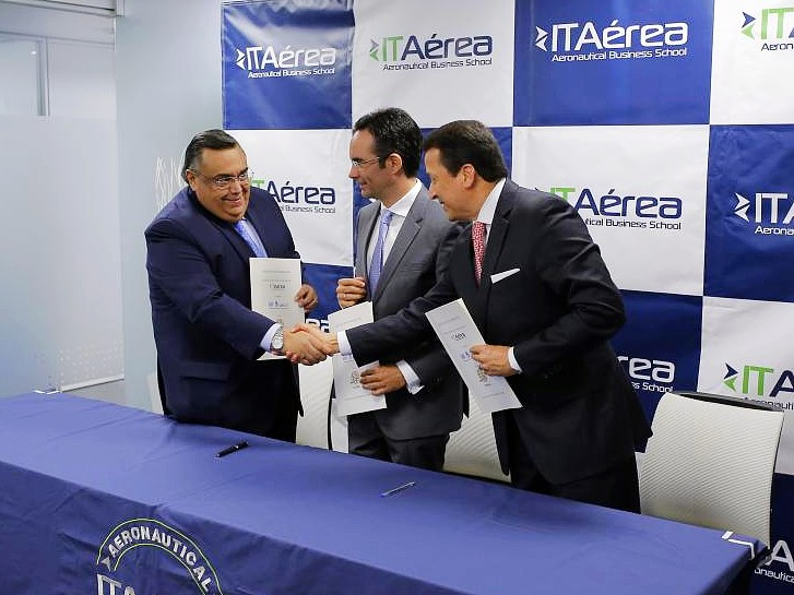 Collaboration Agreement between ITAérea, UNITAR and CIFAL Mérida
