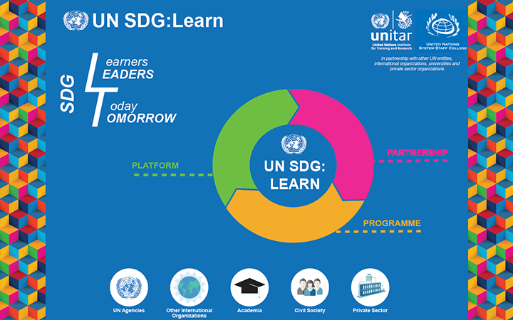 UN SDG:Learn PLATFORM