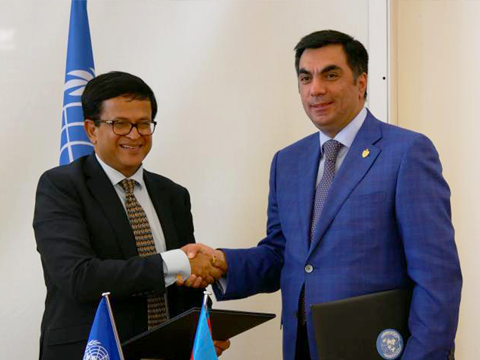 Partnership Agreement between UNITAR and BHOS