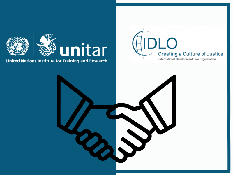 UNITAR Partners with IDLO