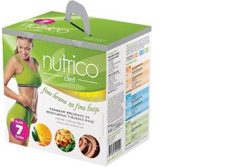 Nutrico Diet Slovenija