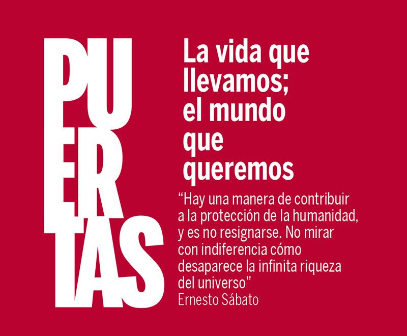 Exposición PUERTAS, del 19 de febrero al 28 de junio en CentroCentro Cibeles
