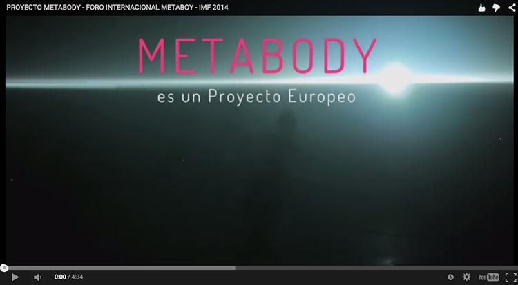 Vídeo resumen METABODY 2015