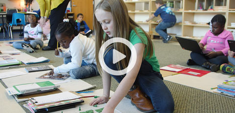 An approach that emphasizes student agency and self-directed learning