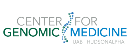 Center for Genomic Medicine Logo