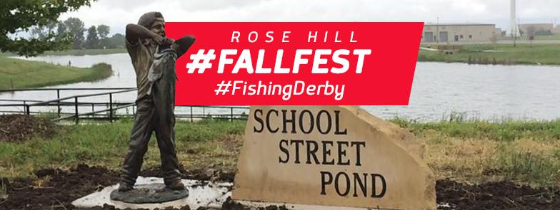 Rose Hill Fall Festival 4th Annaual Fishing Derby