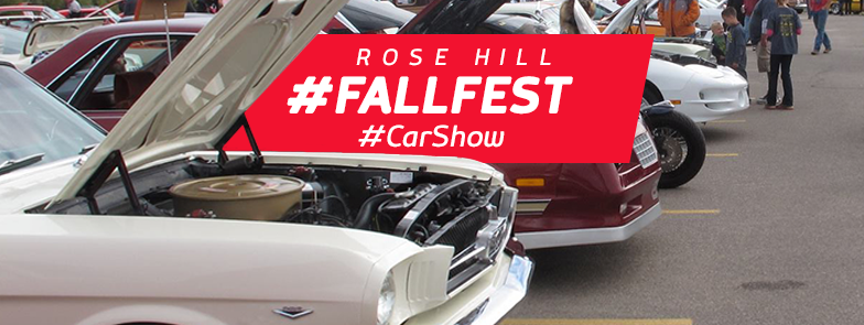 Rose Hill Fall Festival Car Show
