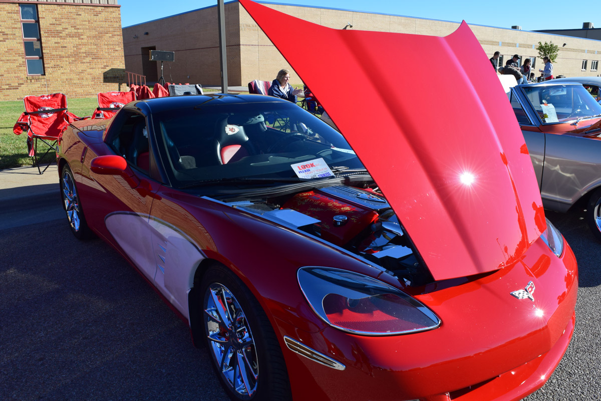 2016 Fall Festival Car Show