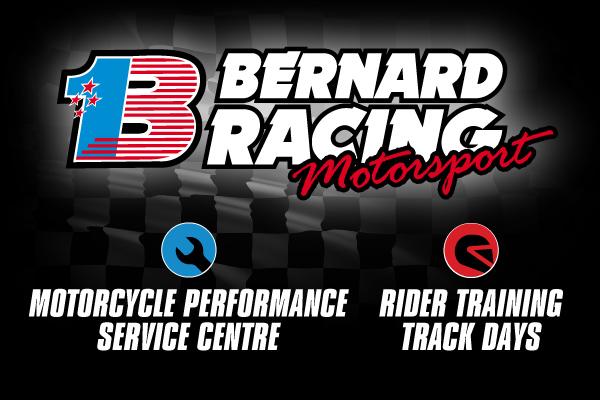 Bernard Racing - Motorcycle Performance Service Centre & Rider Training Track Days