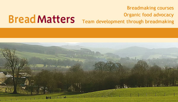 Bread Matters breadmaking courses, organic food advocacy and team development through breadmaking