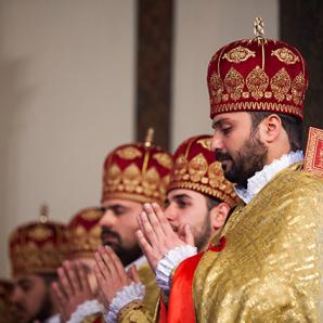 Ordinations in Armenia