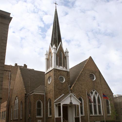 St. James Church in Evanston