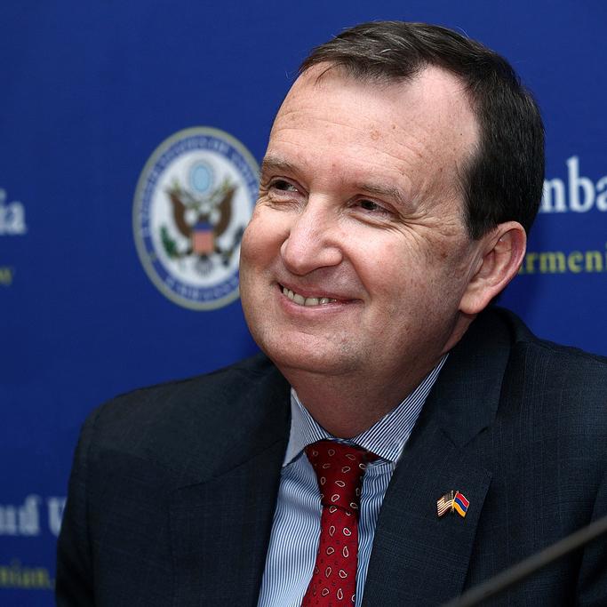 US Ambassador to Armenia