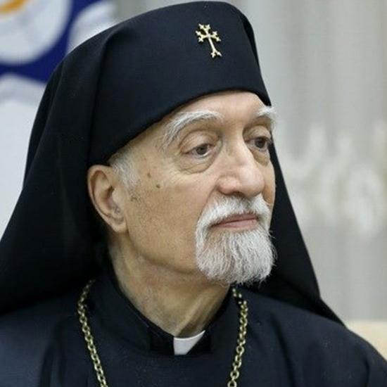 Patriarch Nerses Bedros XIX