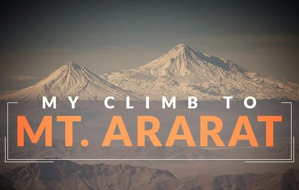 My Climb to Mt. Ararat