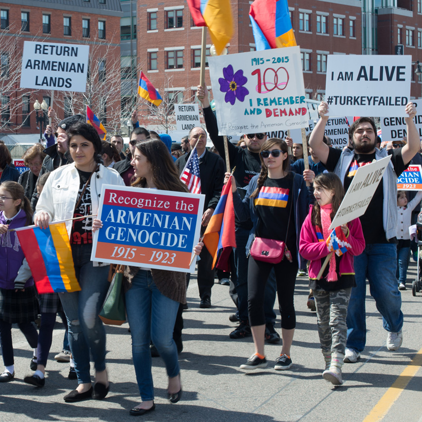 Armenian Genocide Centennial in Boston
