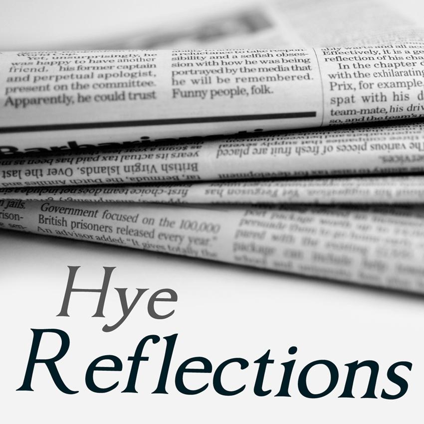 Hye Reflections