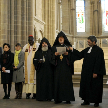 Archbishop Vicken Aykazian