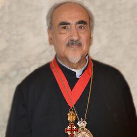 Archbishop Mesrop Krikorian