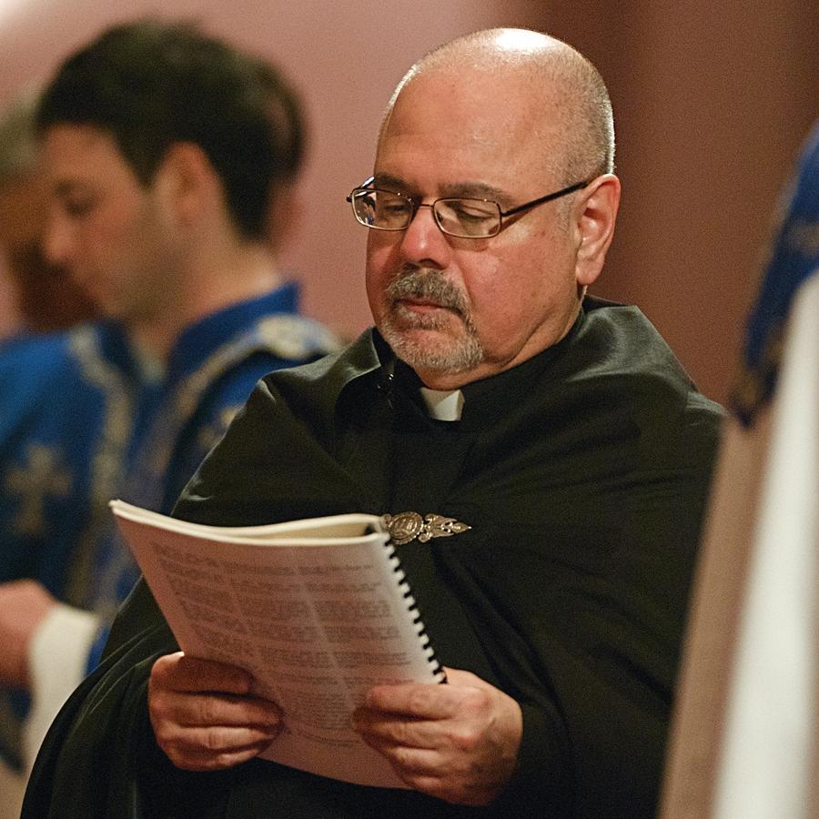 Rev. Fr. Mardiros Chevian