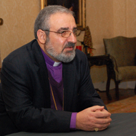 Bishop Haigazoun Najarian
