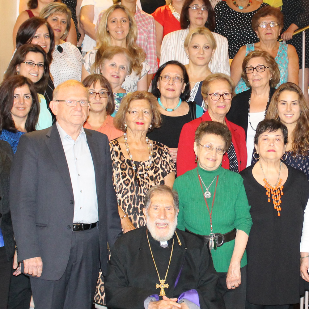 Armenian Teachers Symposium
