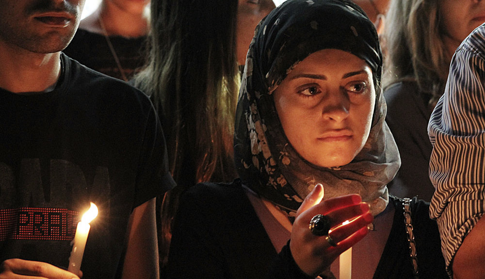 Praying for Coptic Church