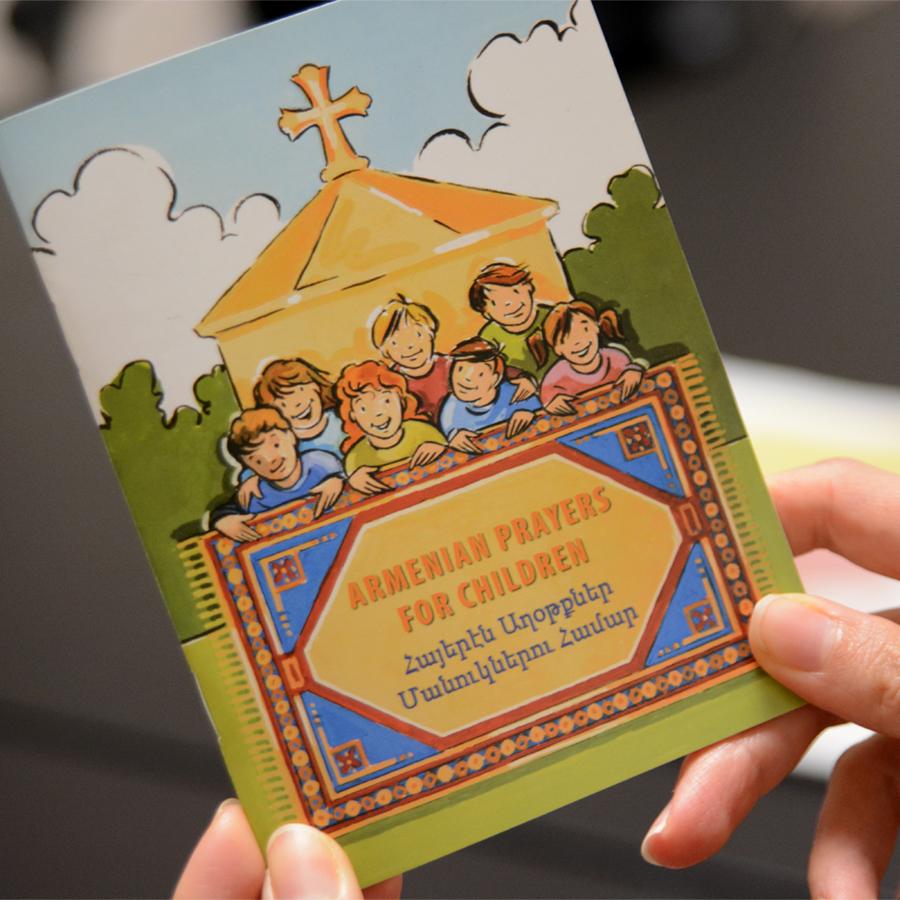 Armenian Prayers for Children