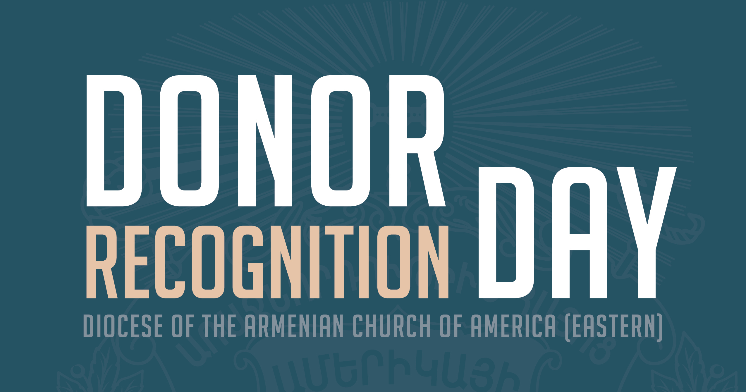 Donor Recognition Day