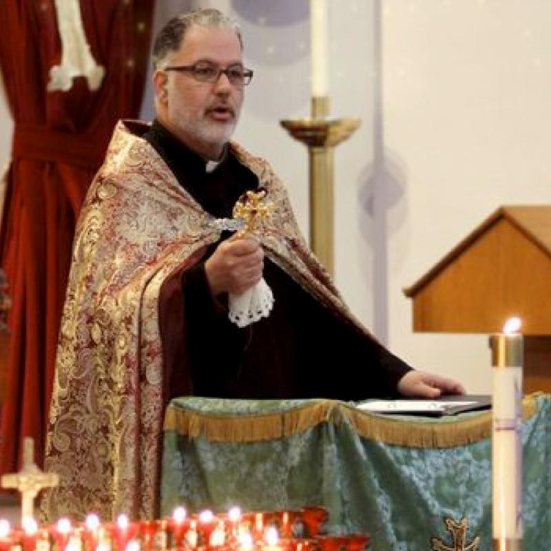 Fr. Kapriel Mouradjian