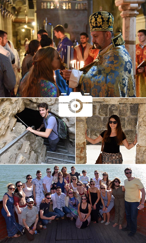 Holy Land Pilgrimage 2016
