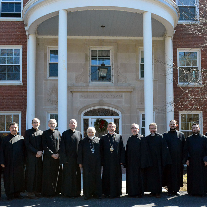 Diocesan Clergy Retreat