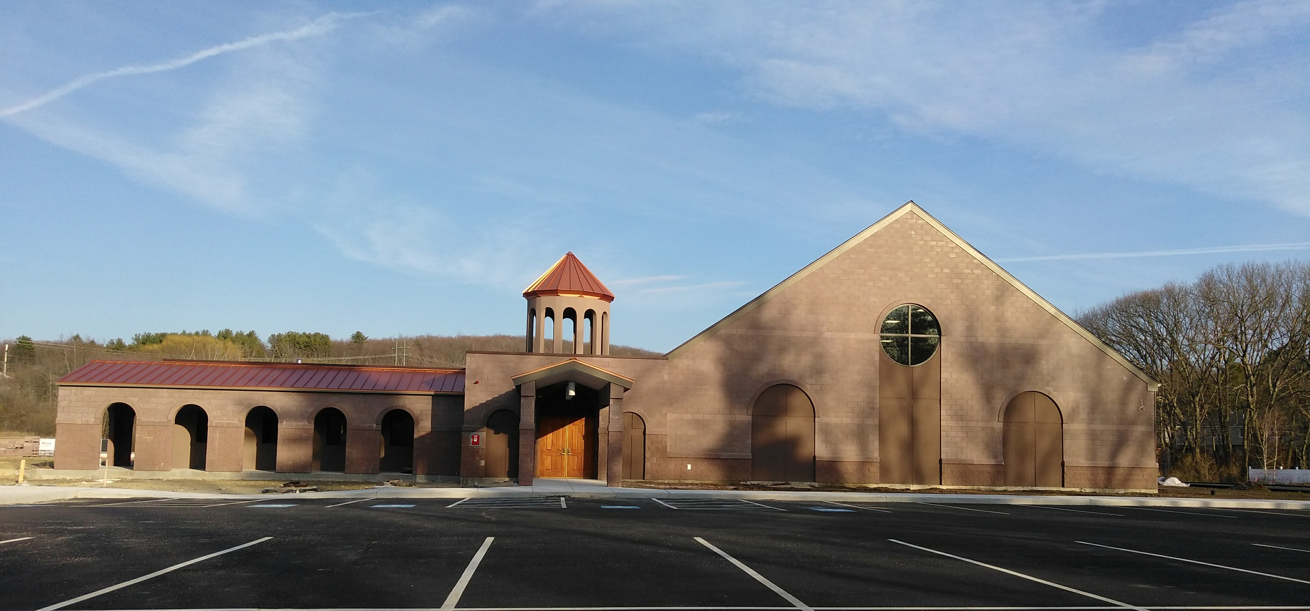 Hye Pointe Church