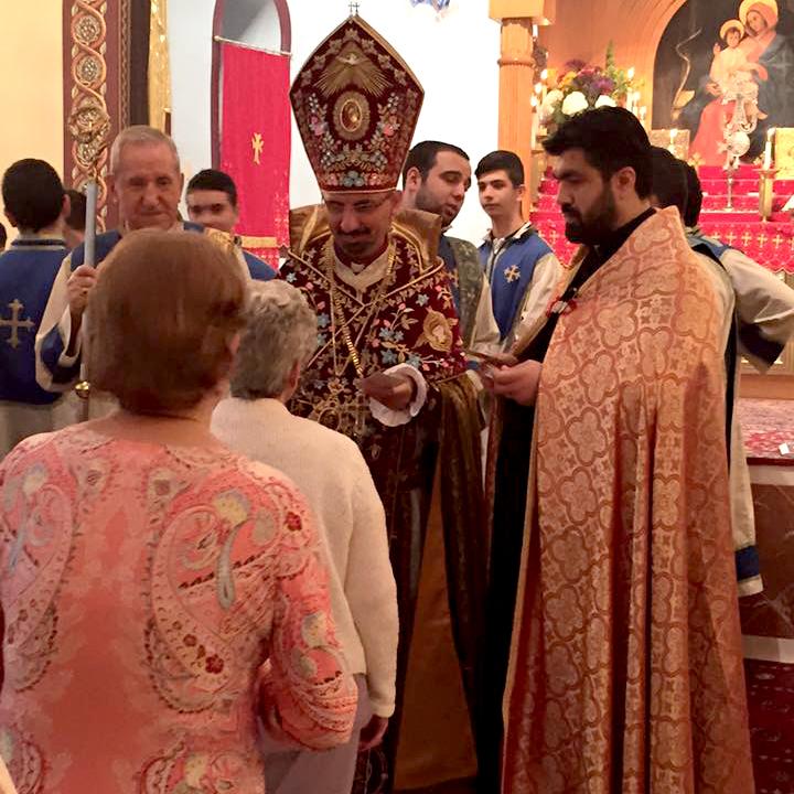 Bishop Nareg Berberian