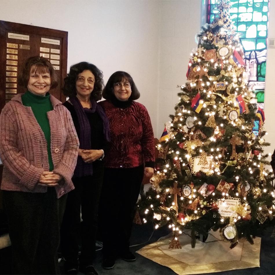 Christmast Tree, Hartford