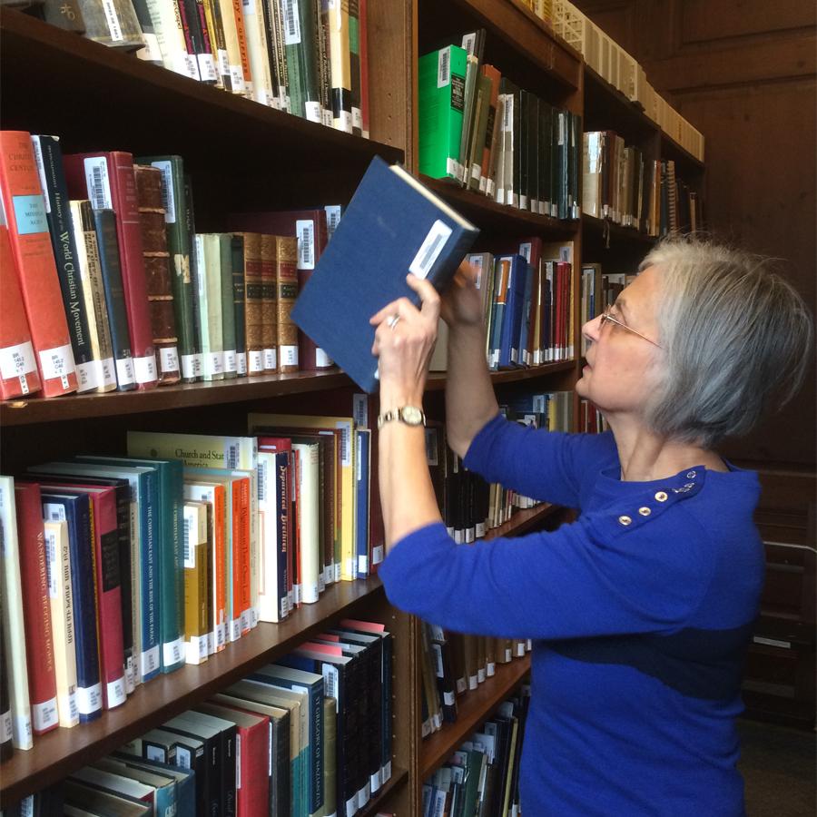 St. Nersess Seminary Library