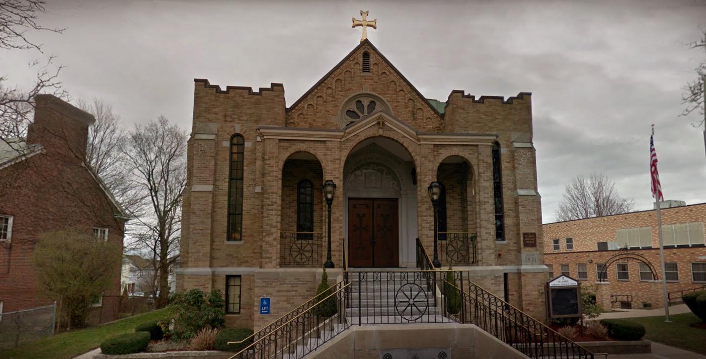 St. James Church, Watertown, MA