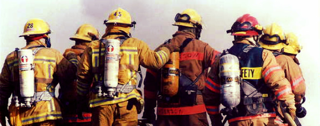 Honoring Firefighters