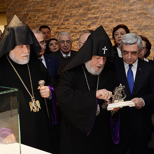 Komitas Museum in Yerevan